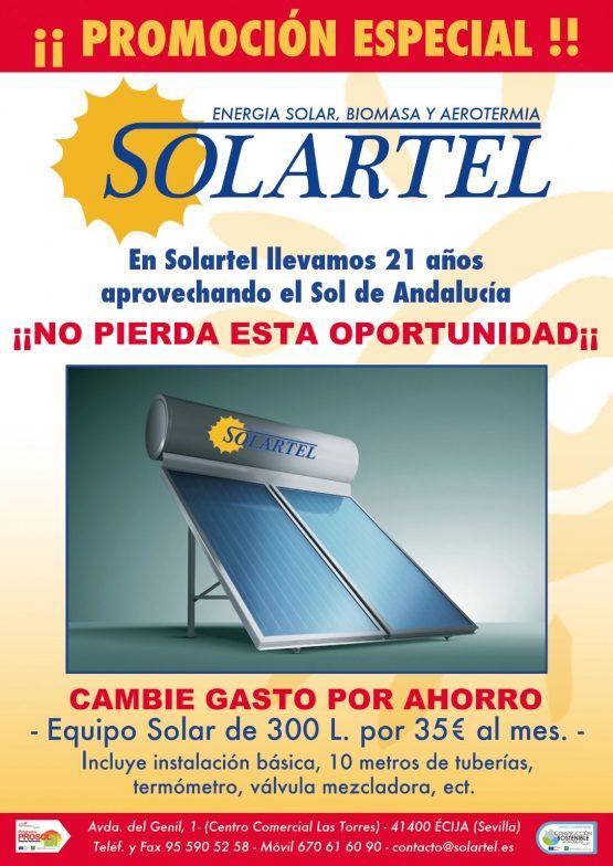 oferta equipo solar